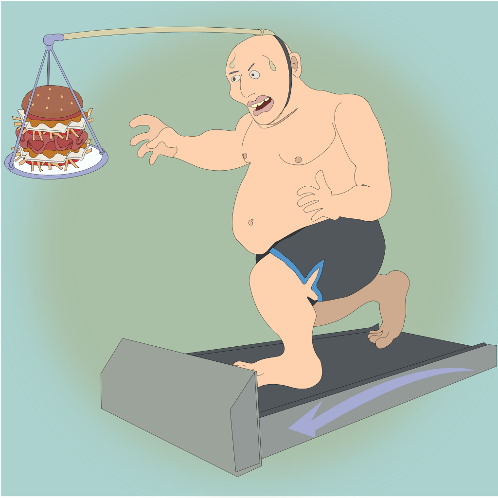 Lose weight to increase testosterone